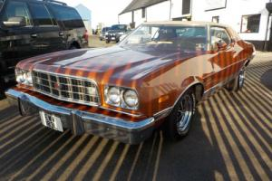 1973 FORD GRAND TORINO 5.0 LITRE V8 AUTOMATIC 39,000 MILES Photo