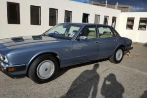 classic jaguar xj6 1989 67000 miles genuine condition Photo