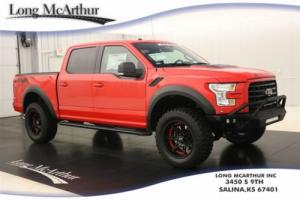 2016 ford f 150 baja comparable to a 2017 raptor and shelby f 150. Black Bedroom Furniture Sets. Home Design Ideas