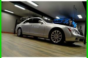 2008 Maybach 57 4dr Sdn