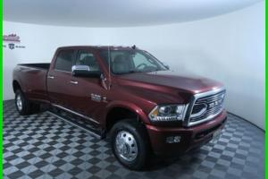 2016 Ram 3500 Limited Dually 4x4 6.7L TurboDiesel Crew Cab Truck
