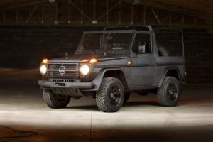 1988 Mercedes-Benz G-Class G WAGON GD240 DIESEL 4X4 240GD