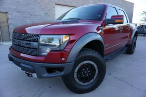 2014 Ford F-150 14 F150 SVT Raptor Special Edition Luxury Package