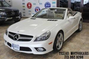 2009 Mercedes-Benz SL-Class Loaded 70K