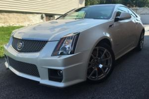 2011 Cadillac CTS CTS-V - Low Miles - 1 Owner - Clean Carfax