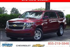2016 Chevrolet Suburban LT Photo