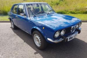 1979 ALFA ROMEO ALFETTA 1.8 - RHD IMPORT - NEVER BEEN WELDED