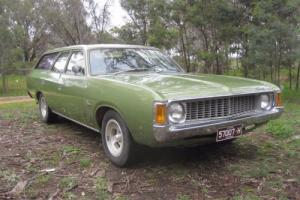 Chrysler Valiant VJ Ranger Wagon 245 3 Speed Hemi 6 NOT Charger Pacer VH VK CL in VIC