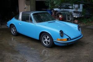 Porsche 911 E 1969, matching numbers, complete car, excellent project, cheap!!!