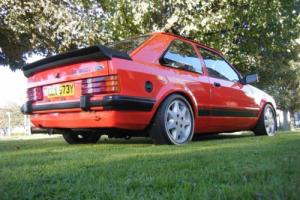 FORD ESCORT RS 1600I MK3 MAG FEATURED NOT TURBO