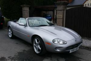 jaguar xk8 convertible genuine 69800 miles