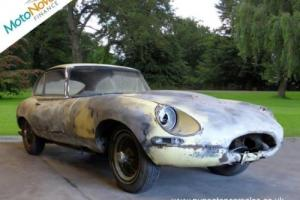 JAGUAR E-TYPE 1966 1 Series Photo
