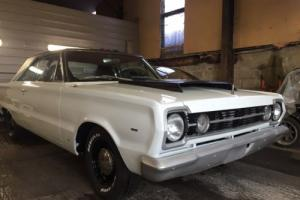 1966 Plymouth Belvedere 383 Photo