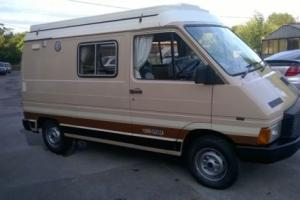 RENAULT TRAFIC MOTORHOME CAMPERVAN CLASSIC 4BERTH,£4995 ono best offer buys!!!!
