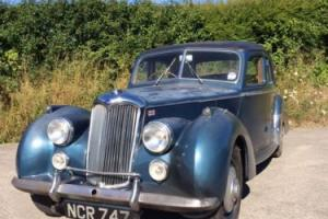 1954 RILEY 1.5 LITRE BLUE ***ORIGINAL CONDITION*** Photo