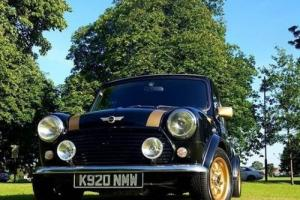 1992 ROVER MINI MAYFAIR AUTO MULTI-COLOURED