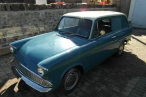 Ford Anglia 106E Deluxe Estate