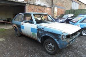 TALBOT SUNBEAM LOTUS SHELL RALLY CAR