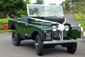 Land Rover series 1 Photo