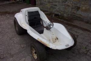 COBRA SUPER STRIKER 817. RARE, CLASSIC, AMERICAN,BUGGY, QUAD, FIBREGLASS THING/B Photo