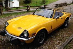 Triumph: Spitfire | eBay Photo