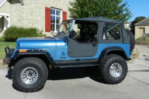 1984 Jeep CJ Renegade