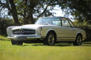 "1965 Mercedes-Benz W113 230SL ""Pagoda"" for Sale"