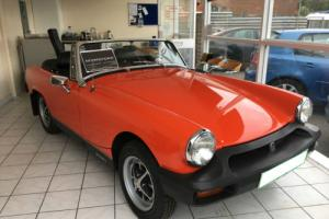 MG Midget 1500 1979 Photo