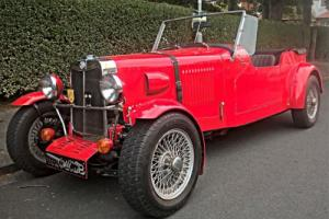 1971 Bespoke MG Roadster by qualified Motor Engineer. Photo