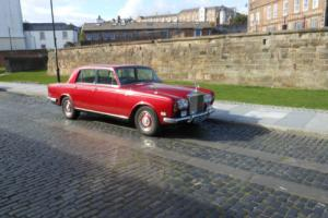 ROLLS ROYCE SILVER SHADOW RED TAX FREE AUG 2017 MOT Photo