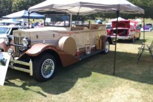 1923 Replica/Kit Makes CONVERTIBLE