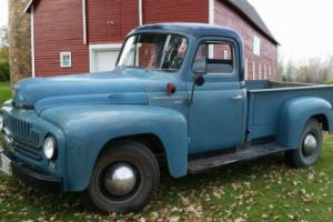 1951 International Harvester L-120 Series