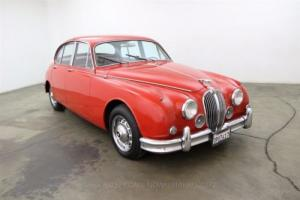 1960 Jaguar Mark II 3.8L