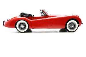 1954 Jaguar XK Rare, Low Miles/50k