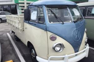 1971 Volkswagen Bus/Vanagon Brazil Photo