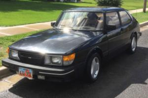 1985 Saab 900 SPG Photo