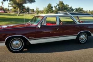 1965 Oldsmobile Vista Cruiser Station Wagon