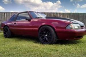 1993 Ford Mustang Notchback