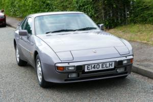 1987 Porsche 944 S 2.5 Ventiler low mileage 68K 2 owners