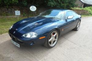1998 JAGUAR XKR WITH PARAMOUNT UPGRADE PRODUCING APPROX 413 BHP ! PARIS ALLOYS