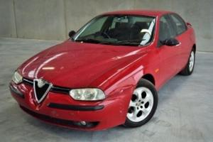 Alfa Romeo 1999 Automatic 156 Sports Unreg