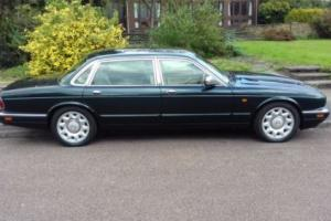 DAIMLER SIX LWB 9 MONTH MOT 13 STAMPS LOOKS & DRIVES EXCELLENT LONG WHEEL BASE