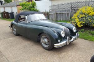Jaguar XK150 Photo