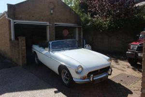 MGB Roadster 1972 Photo