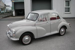 1967 MORRIS MINOR 1000 Four Door Saloon
