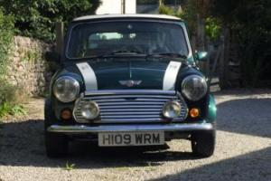 Mini Cooper RSP 1990 British Racing Green