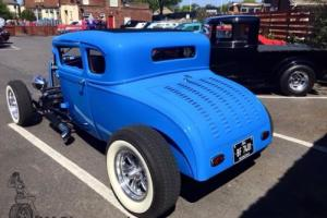 1929 Ford model A Hot Rod-American-v8 Photo