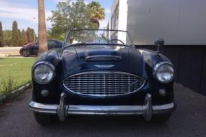 1960 Austin Healy 3000 Turboverdrive HBT7L 6 cyl 2 2 seats convertible Photo