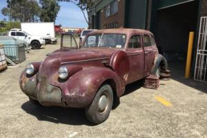 1939 Buick Century 6 Wheel Equipped in NSW