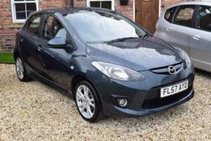MAZDA MAZDA2 1.5 Sport 5dr, Grey, Manual, Petrol, 2007
